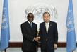 Secretary-General Meets Environment Minister of Gabon 2.8644829