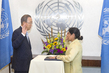 Head of ESCAP Sworn In 7.2195764