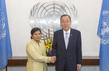 Head of ESCAP Sworn In 7.2178197