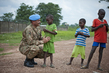 UN Military Adviser for Peacekeeping in Central African Republic 4.8214474