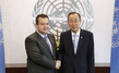 Secretary-General Meets Foreign Minister of Serbia 2.8644829
