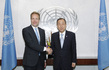 Secretary-General Meets Foreign Minister of Norway 2.8644829