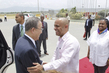 Secretary-General Arrives in Haiti 1.0