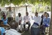 Secretary-General Visits Los Palmas, Haiti 0.83160764