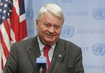 Peacekeeping Chief Briefs Press on MINUSCA 0.6390217