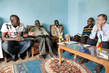 MINUSCA Leaders Visit Muslim Neighborhood in Bangui 3.398167