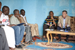 MINUSCA Leaders Visit Muslim Neighborhood in Bangui 3.3962822