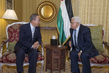 Secretary-General Meets Palestinian President 1.1707507