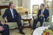 Secretary-General Meets Foreign Minister of Norway in Doha 1.6657693