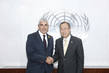 Secretary-General Meets with Italian Senator 2.2907734