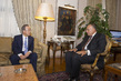 Secretary-General Meets with Egyptian Foreign Minister 2.288775