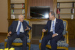 Secretary-General Meets with Head of Arab League