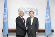 Secretary-General Meets with Libyan Foreign Minister 2.8634667
