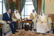 Secretary-General Meets the Amir of Kuwait 2.288775