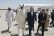 Secretary-General Arrives in Kuwait 2.288775