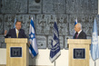 Secretary-General and Israeli President Speak to Press 3.754224