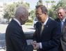 Secretary-General Meets President of Israel 3.756144