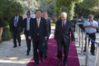Secretary-General Meets President of Israel 3.756887