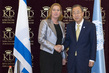 Secretary-General Meets Justice Minister of Israel 3.754224