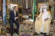Secretary-General Meets King of Saudi Arabia 3.756144