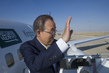 Secretary-General Departs Amman for Saudi Arabia