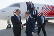 Secretary-General Arrives in Baghdad 3.754224