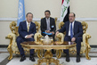 Secretary-General Meets Prime Minister of Iraq