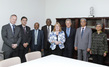 Chef de Cabinet Meets UN Board of Auditors 7.2195764