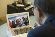 Secretary-General Addresses UNRWA Staff in Gaza via Skype 3.7540615