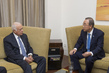 Secretary-General Meets Head of Arab League in Cairo 1.0