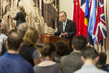 Secretary-General Speaks to Press on Gaza conflict