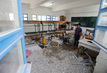 UN School in Gaza Attacked 3.3970518