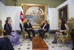 Secretary-General Meets President of Costa Rica