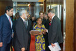 Secretary-General Hosts Special Guest from Mozambique 5.8799486
