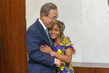 Secretary-General Meets Special Guest from Mozambique 7.980772