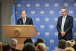 Secretary-General Speaks to Press on Iraq, Gaza, Ebola Crises 3.2043343