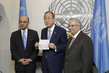 Hand-over Ceremony of Saudi Donation for UN Counter-Terrorism Centre 0.9934213