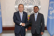 Secretary-General Meets New Permanent Representative of Vanuatu 2.8643336