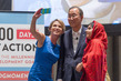 UN Marks 500 Days of Action for MDGs 4.4471064