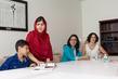#GirlWithABook Creators Meet Malala at UN 4.452129