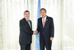 Secretary-General Meets President of IOC in Nanjing 2.2911139