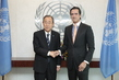 Secretary-General Meets New Permanent Representative of Finland 2.8632708