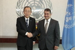 Secretary-General Meets New Permanent Observer for Gulf States Cooperation Council 2.8632708