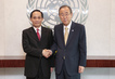 Farewell Call by Permanent Representative of Viet Nam