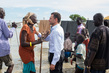 UNMISS Humanitarian Coordinator visits Bentiu IDP Camp with Dutch and British Ambassadors 4.5249853