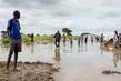 UNMISS Humanitarian Coordinator visits Bentiu IDP Camp with Dutch and British Ambassadors 4.5264816