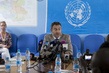 Press Briefing by UN Humanitarian Coordinator in South Sudan