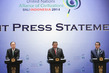Secretary-General Addresses Joint Press Conference in Bali