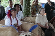 Secretary-General Visits Community Displaced by Tsunami with Prime Minister of Samoa 3.7625875