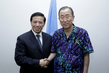 Secretary-General Meets Chinese Envoy to SIDS Conference 2.8643548